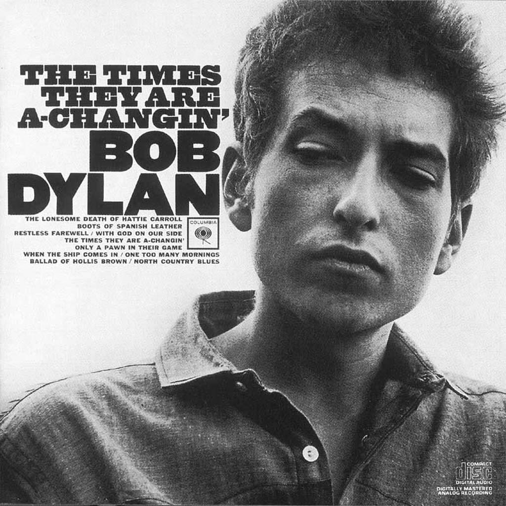 DylanTimesTheyAreChanginAlbum-Cover